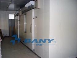 湖南冷库——冷冻食品加工和储存冷库