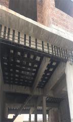 現澆樓板裂縫碳纖維加固