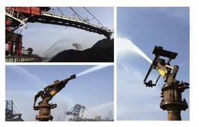 供应大喷枪|美国尼尔森工矿港口电厂除尘降尘大喷枪——SR200