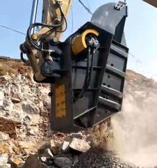 卡特336破碎斗,挖掘机鄂式移动破碎斗,挖机破碎铲斗