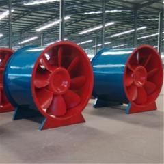 山东格瑞德专业制造混流加压送风机商场专用