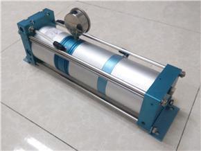 表壳电子元件气密测试空气增压阀