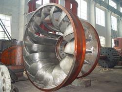 轴流式水轮发电机组