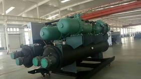 地源热泵机组厂家供应 价格实惠