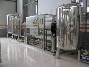 医院纯净水反渗透设备