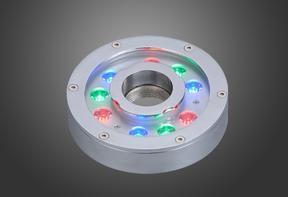 12W大功率led水底灯