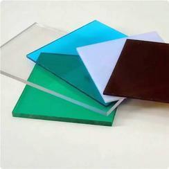 雨棚耐力板生产厂家 阳光房采光阳光板PC耐力板透明