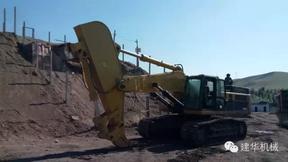 挖掘机岩石臂-挖掘机鹰嘴臂