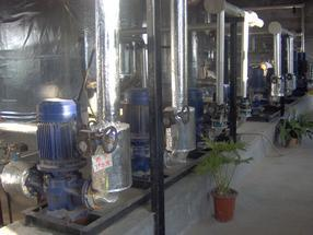 天津天一净源给水净水设备变频供水设备
