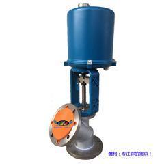 电动上展式放料阀-智能电动调节放料阀