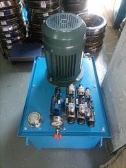 安吉液压站订做 液压系统设计  液压站厂家订做
