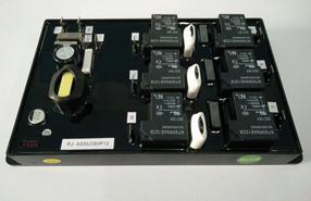 不用交流接触器的软启动 380V12P 三相软启动 空调软启动