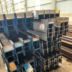 上海欧标H型钢现货库存商家