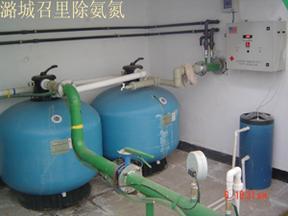 玻璃钢高速过滤器北京麒麟公司