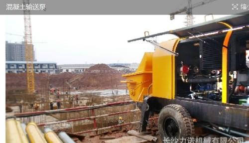 原装进口恒功率变量柱塞泵 混凝土输送泵
