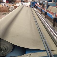 重庆短丝土工布长度100m透水布滤水布
