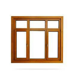 金政企业高端铝包木门窗