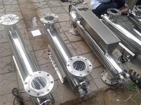 白银紫外线杀菌器LCW-II-U(S)-20-0.6