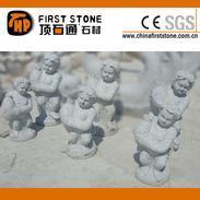 小孩雕像流水石GAF313