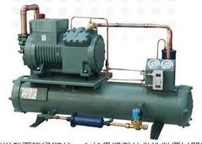 冷库制冷机组|压缩冷凝机组|杭州谷轮水冷机组|BFS型水冷机组