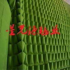 阳台墙体绿化袋毛毡植物袋 定制批发育苗袋壁挂式种植袋