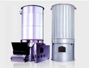 采暖洗浴专用卧式燃煤导热油锅炉