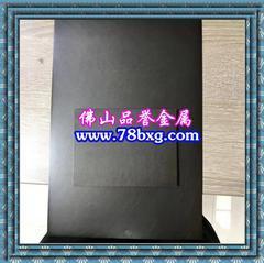 不锈钢表面镀铜处理工艺 不锈钢发黑镀铜板
