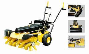 0108安徽合肥环卫扫雪机FH-65100手扶式小型扫雪机厂家供应