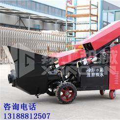 二次结构柱输送泵哪里的好用 求购小型混凝土拖泵 电动小型混凝土输送泵