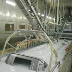 汽车车身电泳设备生产线