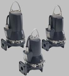 丹麦格兰富潜水泵切割铰刀泵