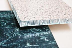 联合博雅石材铝蜂窝板