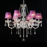顶级K9水晶灯水晶吊灯水晶蜡烛灯客厅灯餐厅灯卧室灯CT-6A1085