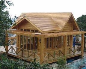 济南木屋安装厂家