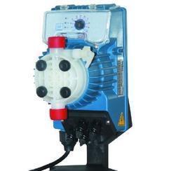 进口耐腐蚀计量泵PVDF泵头