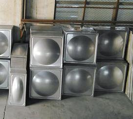 444不锈钢方形水箱模压板