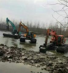北京市水上挖掘机出租