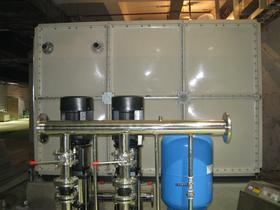 SMC模压玻璃钢水箱北京麒麟公司