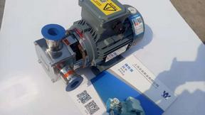 上海亚泉泵业25-RXB挠性泵 不锈钢自吸挠性泵 柔性转子泵