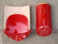 古典琉璃瓦(大红瓦)