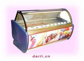 冰激凌冷柜