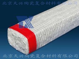 陶瓷纖維盤根50/60mm 陶纖密封繩 爐窯高溫密封