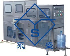 桶装水生产设备--瓶装纯净水生产设备