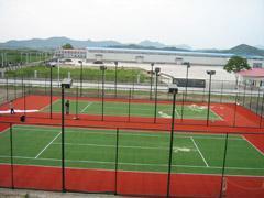篮球场设计施工