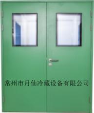 手动平移冷库门和电动平移冷库门