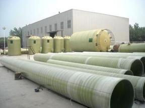 玻璃钢污水管道_污水管道厂家