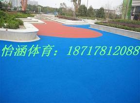 浙江塑胶地坪施工厂家