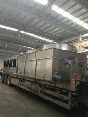 无锡方舟中央空调用闭式冷却塔生产厂家5吨-600吨