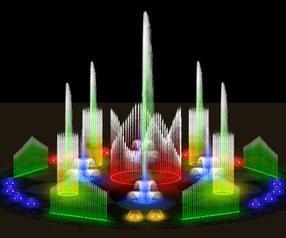 供应日常维护软件更新换代音乐喷泉