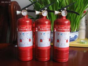 干粉灭火器充粉 灭火器报价 消防器材厂家批发